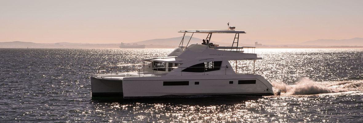 Leopard Power Catamaran