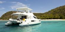 Moorings Power Catamaran