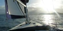 Moorings owners sailing the BVI